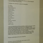 Seznam vystavujících autorů